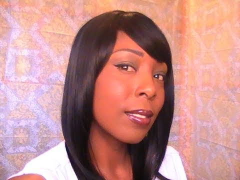 HW ELLA FULL CAP WIG BY JANET COLLECTION.. ITS BOMB!
