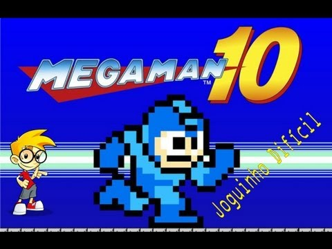MegaMan10 - Joguinho Difcil
