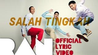 RAN Salah Tingkah Official Lyric Video