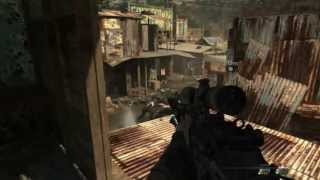 Call of Duty_ Modern Warfare 3 Maxed out on ASUS GTX 680