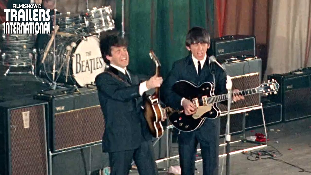 The Beatles: Eight Days A Week - The Touring Years   Teaser Trailer [HD]