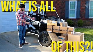 INSANE RZR BUILD! After Market EVERYTHING!
