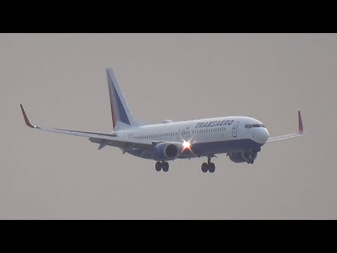 Planes at Moscow Vnukovo Airport | VKO | Planespotting in three days