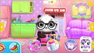 Panda-Lu Baby bear world. Game for kids. Funny video for kids:) #Çizgifilm tadında yeni oyun