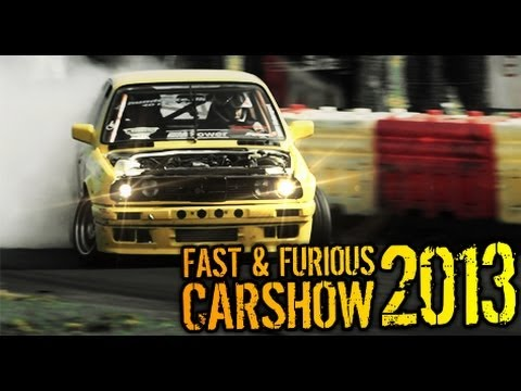 Fast & Furious Carshow 2013 | Nvideo