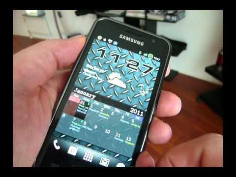 Darky Rom 9.0.2 custom Android ROM wifi bug(s) Samsung Galaxy i9000
