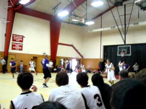Keystone School Varsity vs Faculty, 4-29-2011, second half.MOV