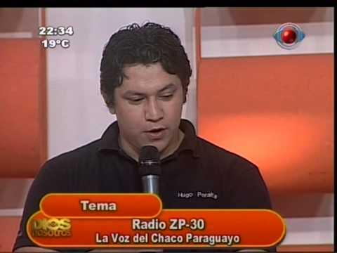 Dios con nosotros 11-06-2013 - Radio ZP-30 y Ministerio Deportivo Paraguay
