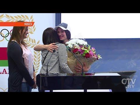 Домрачева завершает карьеру. Благодарственная речь олимпийской чемпионки