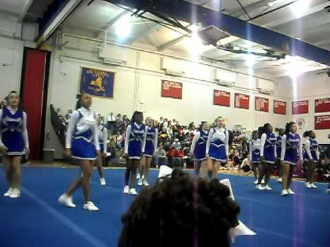 albany high school cheer 2010