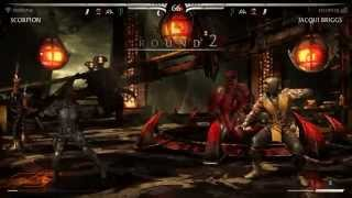 Mortal Kombat X PC 1080P