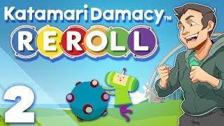 Katamari Damacy REROLL - #2 - Holiday Zen - PlayFrame