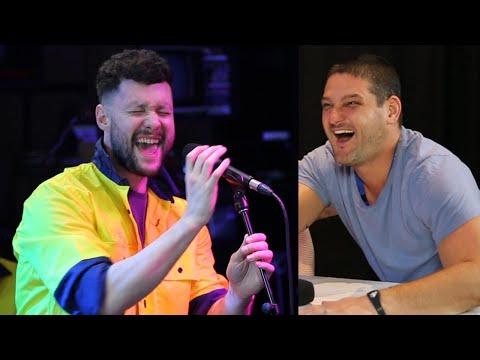 Download Lagu  Calum Scott Surprises Fev & Sings In Disguise! I Fifi, Fev & Byron Mp3 Free