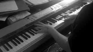 Sleep -- My Chemical Romance -- Piano Cover