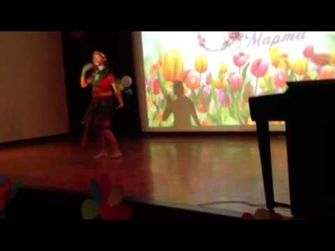 TOR TOR DANCE Performance In Russian Center & Culture Jakar