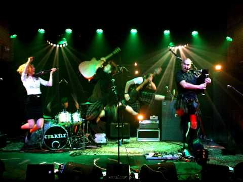 Celkilt / Let Me Out (groupe Rock Celtique)