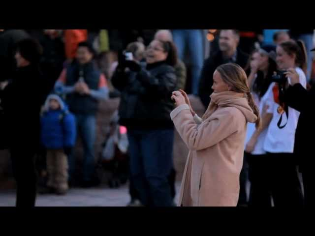 "[OFFICIAL] Frisco Square ""Christmas in the Square"" Flash Mob - Frisco, TX"