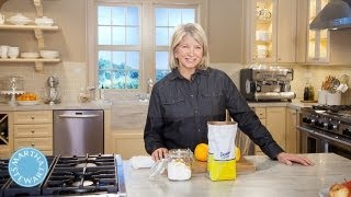 ASK MARTHA Innovative Kitchen Storage - Home How-To Series - Martha Stewart