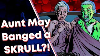 Aunt May's Surprisingly Huge Love Life
