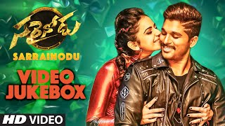 Sarrainodu Video Jukebox | Sarrainodu Video Songs |  | Allu Arjun, Rakul Preet | SS Thaman