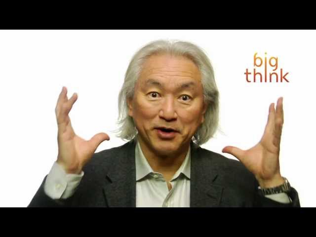 Michio Kaku: Mankind Has Stopped Evolving