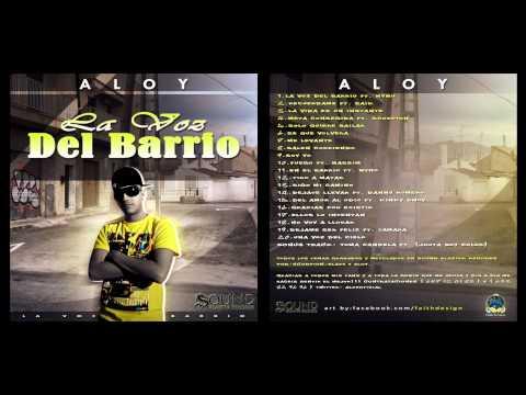 """Ya disponible el nuevo trabajo discografico de ALOY titulado """"La Voz Del Barrio"""" Descarga haciendo click aqui: http://www.mediafire.com/?k0uh7u2l0w5q94k."""