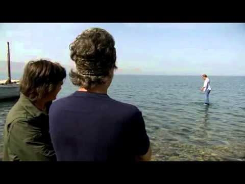 Top Gear: Jeremy Clarkson invented swimming!