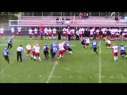 Johntae Ware Highlights 2012 Itasca Community College vs. Central Lakes