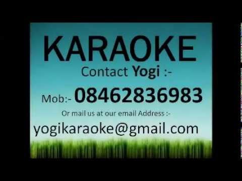 Awaaz de ke karaoke track