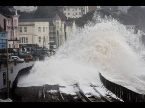 Major FLOOD!! upon EUROPE BRITAIN 2.17.14 See 'DESCRIPTION'