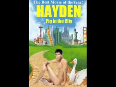 HARINGBUANG - HAYDEN KHO BANNED IN CEBU CITY ( GUSTO KO NG BABOY )