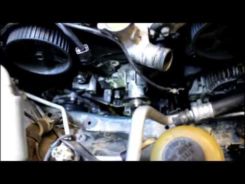 2000 Mazda Millenia DIY timing belt replacement