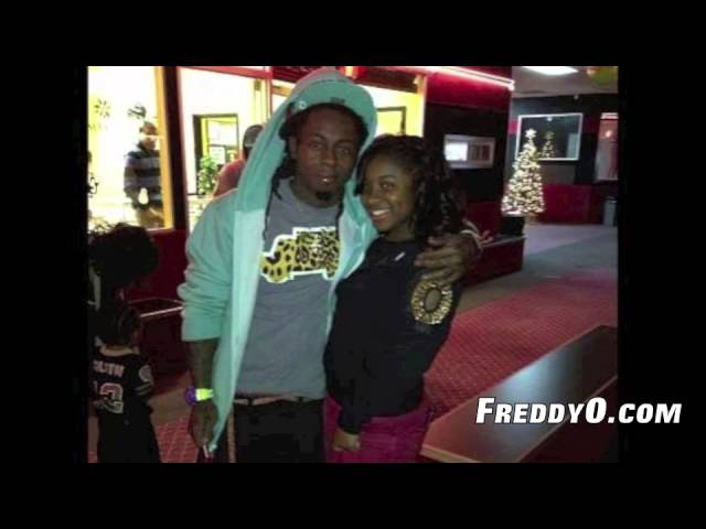 Nae & Lo 'Daddy's Little Girl'  Tribute Song To Lil Wayne From Reginae Carter