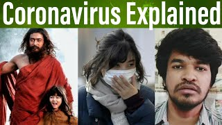 Coronavirus and Novel Coronavirus in China | Tamil | Madan Gowri