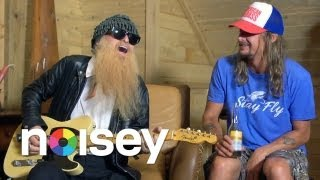 Zz Top 39 S Billy Gibbons Ft Kid Rock Guitar Moves Episode 12