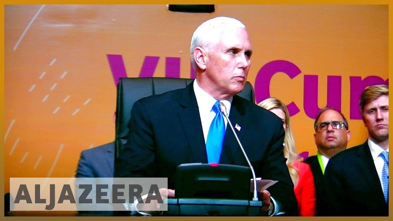Peru summit overshadowed by Syria | Al Jazeera English