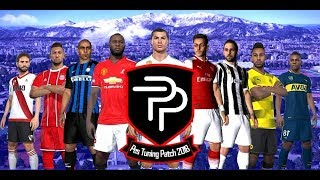 Pes Tuning Patch v1.03.00.2.00.1 AIO PES 2018 PC