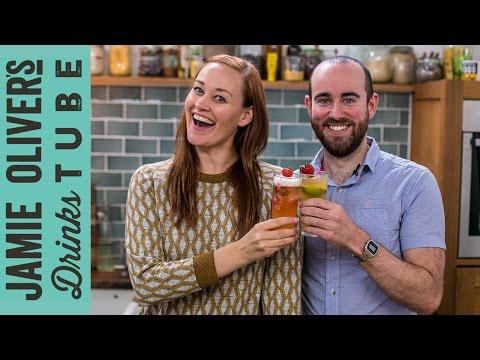 Beer Cocktail Challenge with MAMRIE HART!   Jonny Garrett