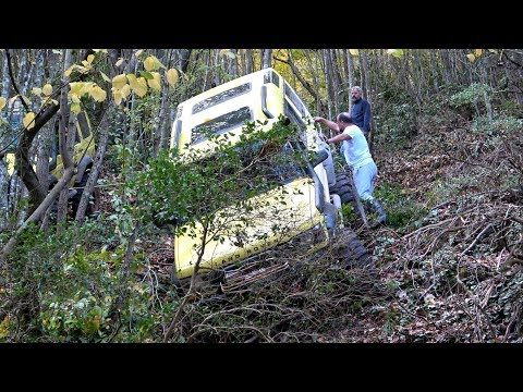 Land Rover Discovery TD5 - SARI HAYVANI / AĞVA  **Extreme OFF ROAD**