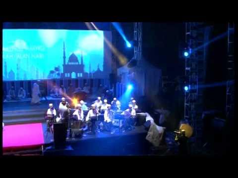 mahabbatussholihin - Opening hadroh Mahabbatussholihin 2014