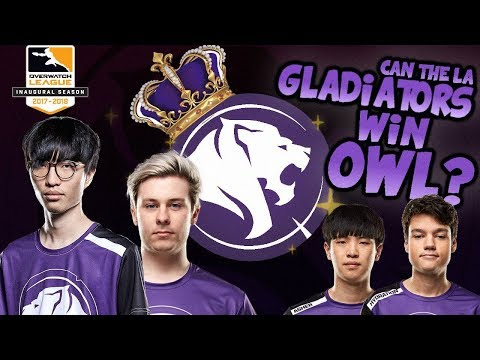 The LA Gladiators Can Win Overwatch League?!? What Does Dallas Fuel Need To Do With Their Roster?