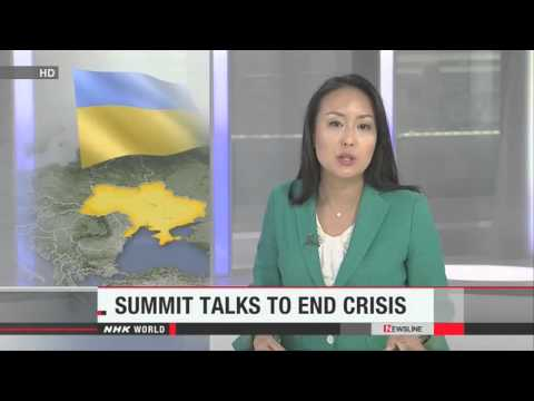 [ Eurozone ] Ukraine, Russia to hold summit on January 15