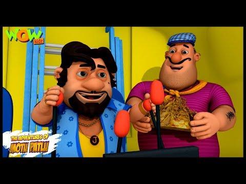 Motu Patlu Aur Shaitani Putla  | Motu Patlu in Hindi | 3D Animation Cartoon | As on Nickelodeon thumbnail
