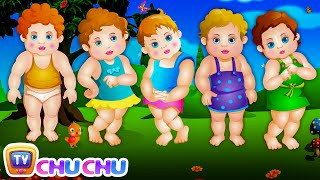 Chubby Cheeks Rhyme with Lyrics and Actions - English Nursery Rhymes Cartoon Animation Song Video
