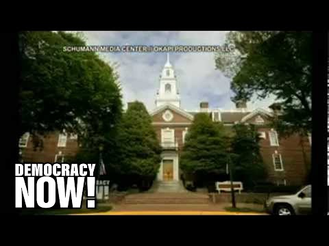The United States of ALEC: Bill Moyers on the Corporate-Legislative Body Writing Our Laws 1 of 2