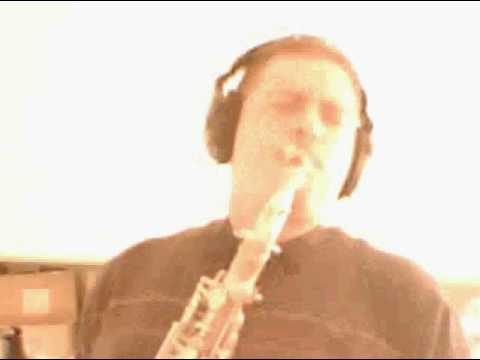 Georgia On My Mind (Alto Saxophone) By Bryan Smith