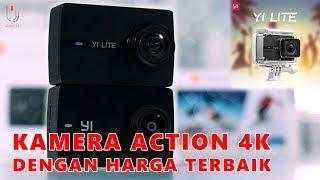 Kamera 4K Murah Buat Vloger (Gratis Casing Waterproof) - Yi Action Camera #Ulasan Eps. 231