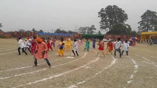 Priyadarshini public school sports day dance
