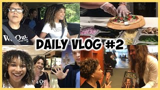 Daily Vlog #2 | Lunch Date, Out & About, Wifi Adam + Memorial Day Parade