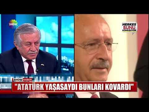 """""""Atatürk yaşasaydı bunları kovardı"""""""
